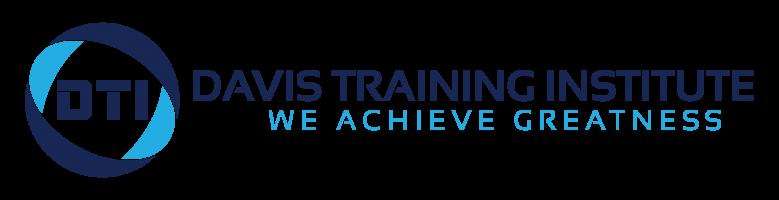 Davis Training Institute Learning Portal